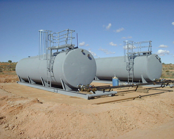 TERC - Diesel Fuel Storage Tanks